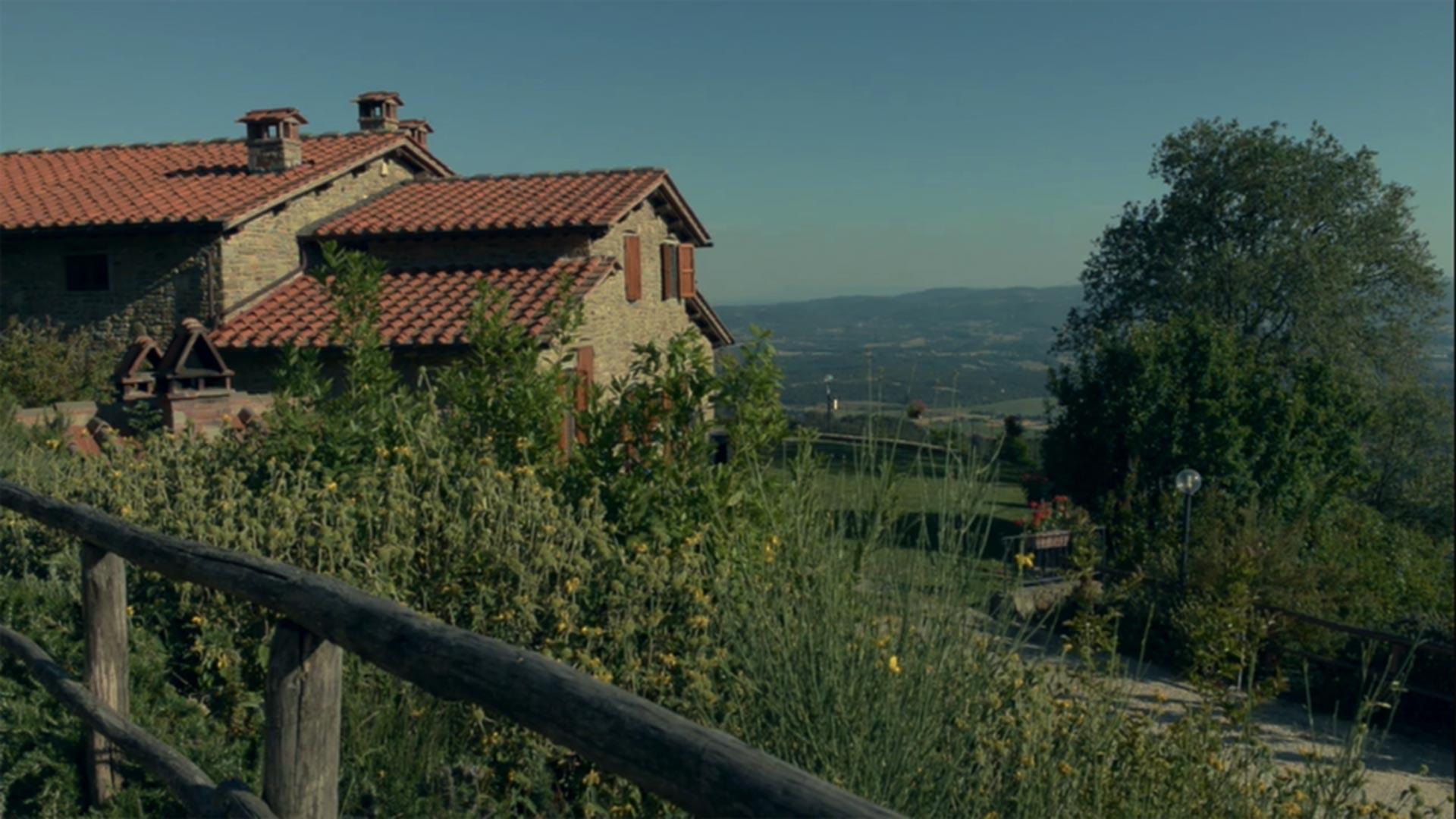 Villa Casavecchia Sala Di Cesenatico poggio la tana   organic farm & agritourism